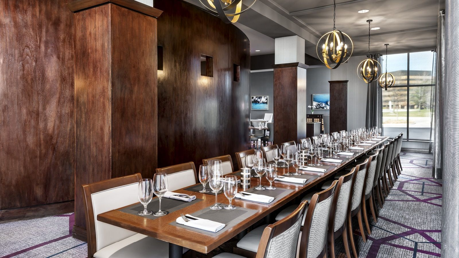 Event Venues Toronto - Private Dining at Toronto Airport